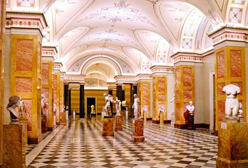 музеи питер